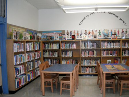Book Project Helps Oakland Schools Restore Defunct Libraries