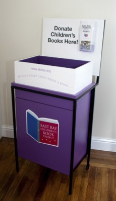 Look for our donation bins at these locations.