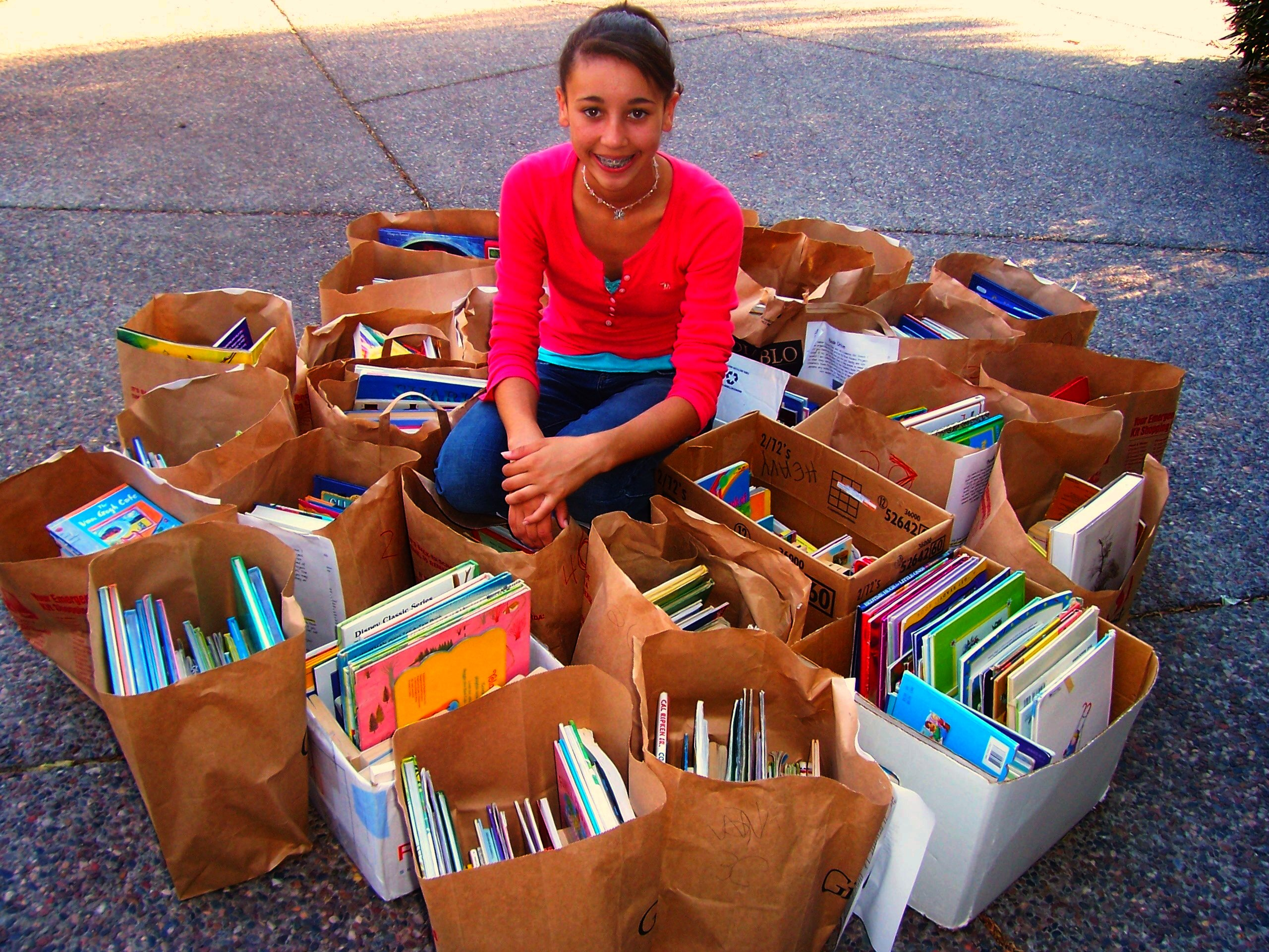 books to donate